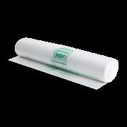 Bio Base(d) Afvalzak 63x70 cm, T20, transparant, 20x50 stuks