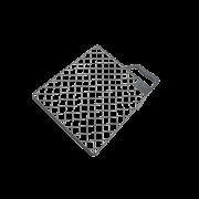 Verfrooster klein 12x18cm